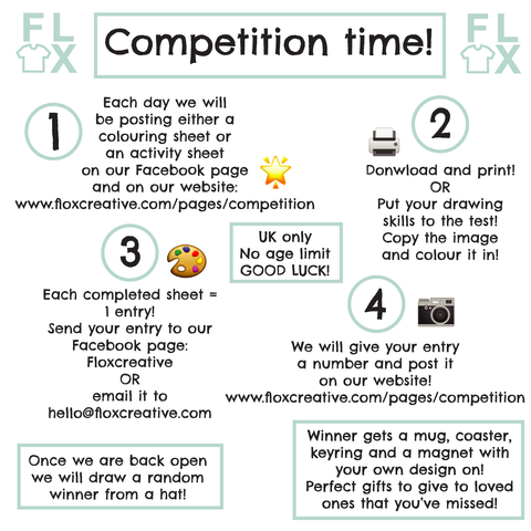 competition to win flox creative goodies