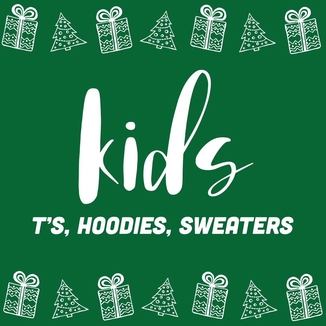 Children's themed clothing T-Shirts, hoodies and jumpers
