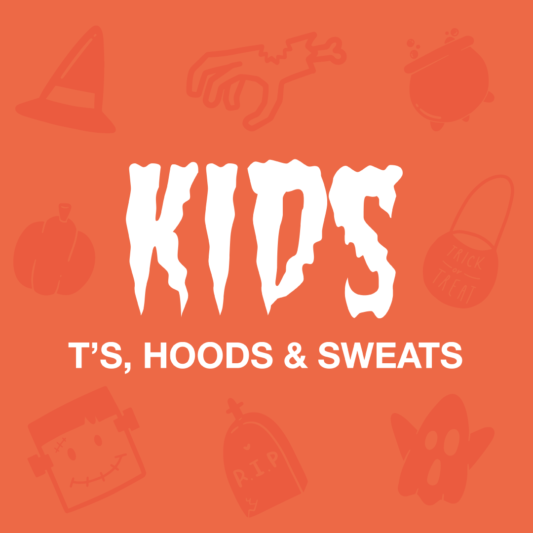 children's halloween clothing T-Shirts, hoodies and sweaters