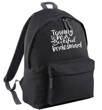 Get motivated and get fit for your big day! Our workout quotes and designs will get you ready to sweat! Perfect for any bride, groom or bridesmaid to be!  black adults backpack