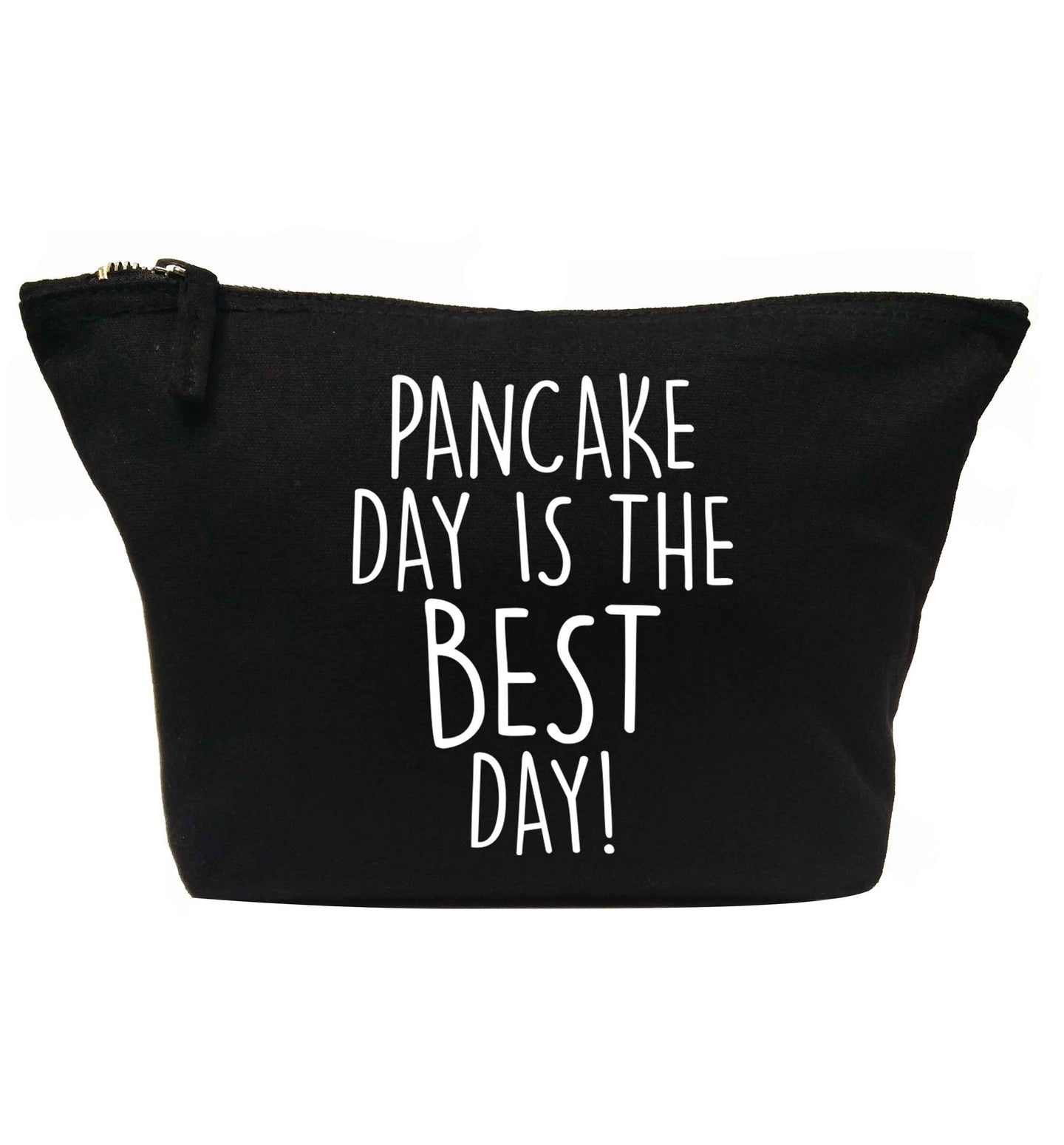 Pancake day is the best day | Makeup / wash bag