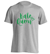 Kale Queen adults unisex grey Tshirt 2XL