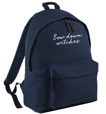 Bow down witches | Children's backpack