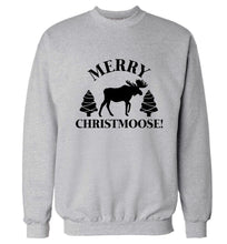 Merry Christmoose Adult's unisex grey Sweater 2XL