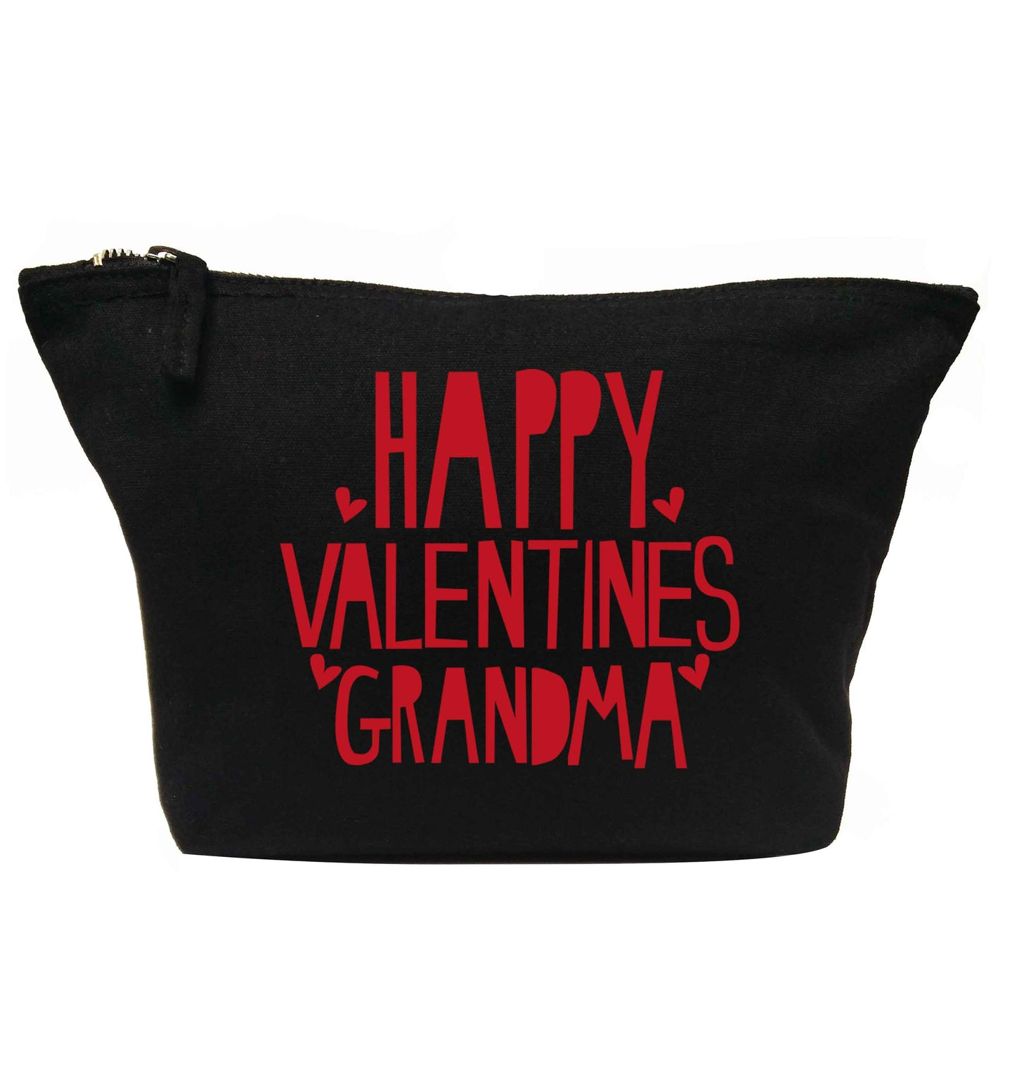 Happy valentines grandma | Makeup / wash bag