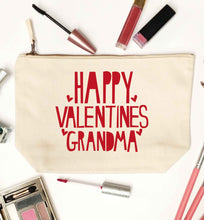 Happy valentines grandma natural makeup bag
