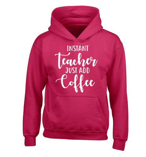 Sassy Irish lassy children's pink hoodie 12-13 Years