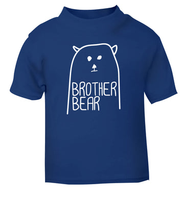 Brother bear blue Baby Toddler Tshirt 2 Years