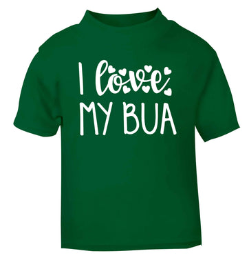 I love my bua green Baby Toddler Tshirt 2 Years