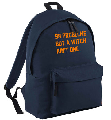 99 Problems but a witch aint one | Children's backpack