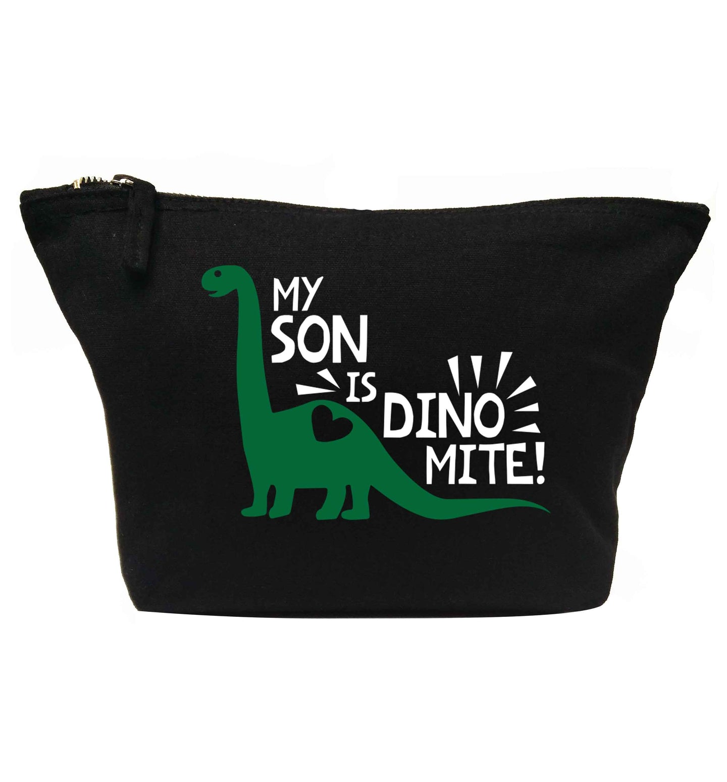 My son is dinomite! | makeup / wash bag
