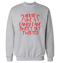 You're like a candy cane sweet but twisted Adult's unisex grey Sweater 2XL