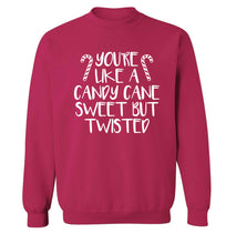 You're like a candy cane sweet but twisted Adult's unisex pink Sweater 2XL
