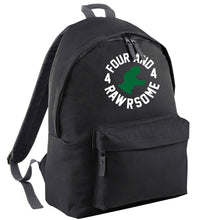 Four and rawrsome | Children's backpack