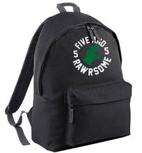 Five and rawrsome | Children's backpack
