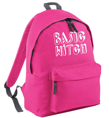 Basic witch | Children's backpack