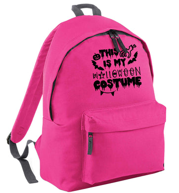 This is my halloween costume | Children's backpack