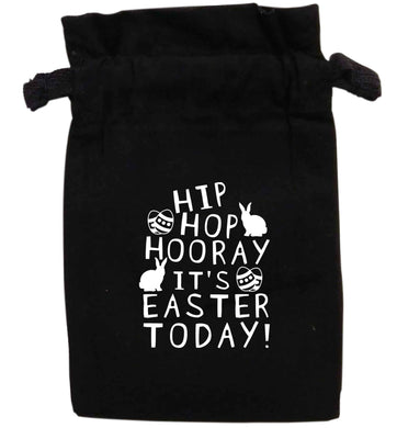 Hip hip hooray it's Easter today! | XS - L | Pouch / Drawstring bag / Sack | Organic Cotton | Bulk discounts available!