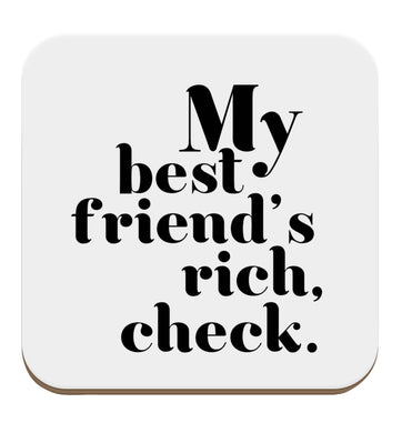 Got a rich best friend? Why not ask them to get you this, just let us  know and we'll tripple the price ;)  set of four coasters