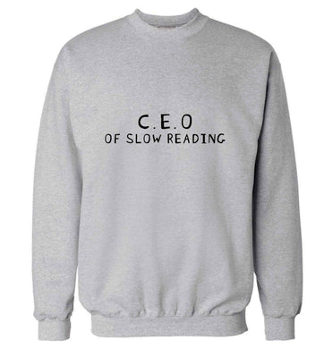 We love this for YOU! Who else loves saying this?!  adult's unisex grey sweater 2XL