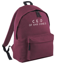 We love this for YOU! Who else loves saying this?!  maroon adults backpack
