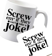 10 oz Ceramic mug and coaster We love this for YOU! Who else loves saying this?!    both sides