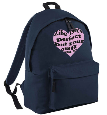 Life isn't perfect but your outfit can be | Children's backpack