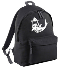 My Dad is jawsome black adults backpack
