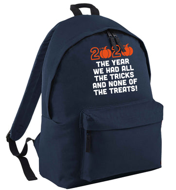 2020 The year we had all of the tricks and none of the treats | Children's backpack