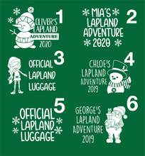 Personalised Lapland adventure | Tote Bag