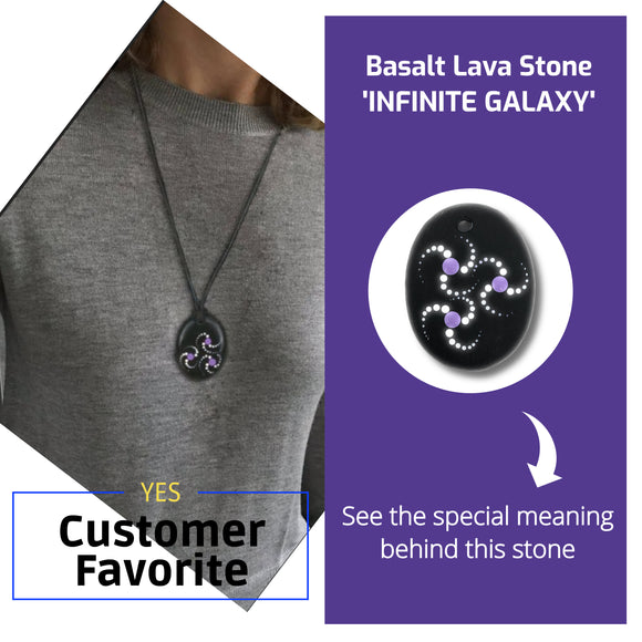 INFINITE GALAXY Necklace