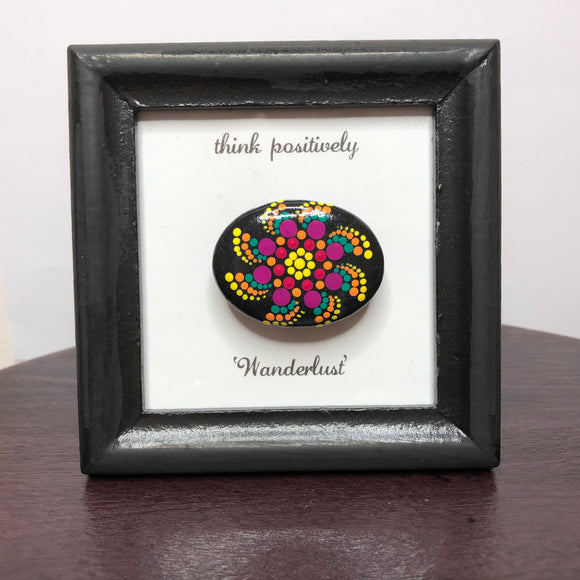 WANDERLUST (removable stone)