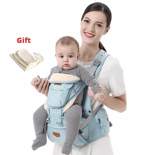 Ergonomic Baby Carrier Hip Seat Ergobaby Hipseat 6 Position - Volterin