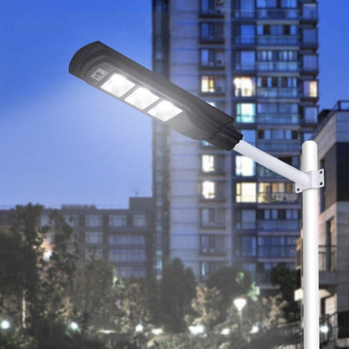 1pc 50W 100W 150W Led Solar Street Light PIR Waterproof Outdoor Solar Powered Radar Motion Light Control Lamp for Villas and Garden Yard - Volterin