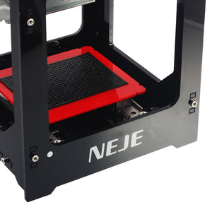 Laser Engraving Machine for Etching Metal, 3D, Wood and more - Professional DIY Desktop Mini CNC Laser Engraver - Volterin