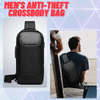 Men's Anti-Theft CrossBody Bag