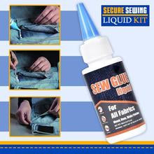 Adhesive Sewing Liquid Kit