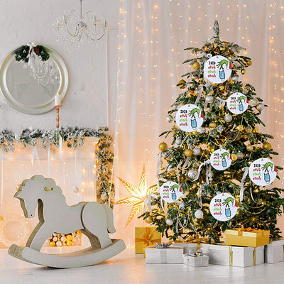 🌟Christmas Hot Sales🌟 2020 Stink Stank Stunk Christmas Ornaments