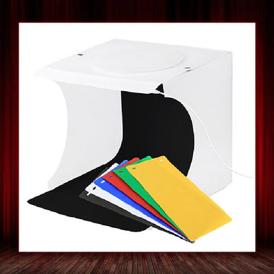 LED Studio Mini Photography Light Box
