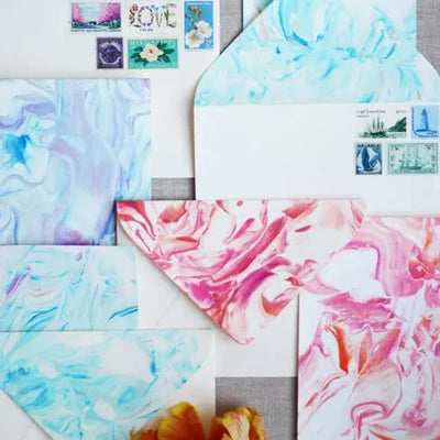 Water Transfer Printing Paint Set