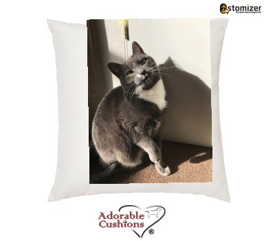 Custom Cushion hideme - Adorable Cushions