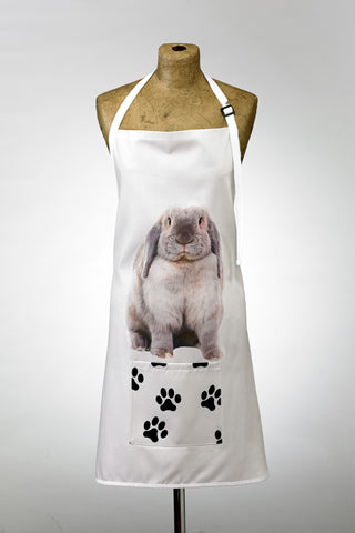 Adorable Rabbit Design Apron Other Animal Apron - Adorable Cushions