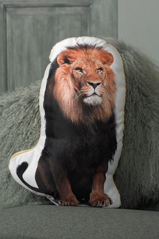 Adorable Lion Shaped Cushion Other Animal Cushions - Adorable Cushions