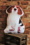 Adorable Beagle Shaped Cushion Dog Cushions - Adorable Cushions