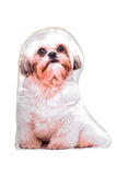 Adorable Shih Tzu Shaped Cushion Dog Cushions - Adorable Cushions