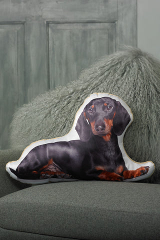 Adorable Dachshund Shaped Cushion Dog Cushions - Adorable Cushions