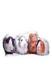 Adorable Guinea Pig Shaped Cushion Other Animal Cushions - Adorable Cushions
