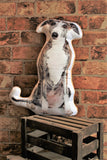 Adorable Greyhound Shaped Cushion Dog Cushions - Adorable Cushions
