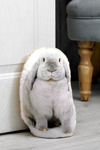 Adorable Rabbit Shaped Doorstop