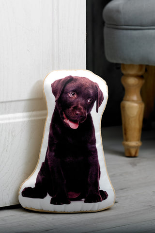 Adorable Labrador Shaped Doorstop Dog Doorstop - Adorable Cushions